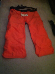 """SAFETY ON THE WOOD LOT """"STIHL APRON STYLE CHAPS"""""""
