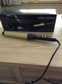 Andrew Barton Argan infused soft curls styler