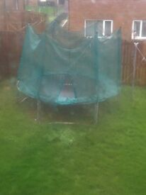 10 ft trampoline (CHEAP)