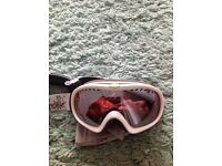 Women's bolle ski goggles