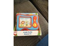 Little tikes musical tv