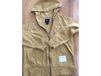 Kids GAP zip up hoodie age 6-7 years