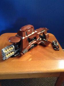 Lego Star Wars, City and Chima sets and a Megabloks Bike