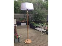 2.1kw lampshade patio heater