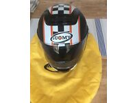 Suomy Motorcycle Helmet (Large 59-60cm)