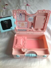 Baby Annabell doctors case