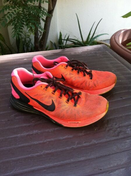 Nike LunarGlide 6  Size US 10 UK 9 Bought for $110 selling at less than half price.