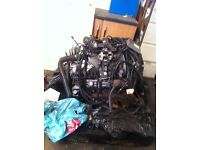 V8 petrol engine price is negotiable
