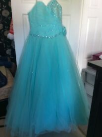 Ball gown/prom/Bridesmaid Dress Size 12/14