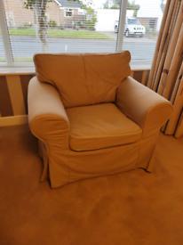2 IKEA Lounge Chairs