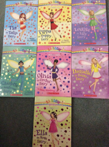 FS Books: Rainbow magic - The petal fairies collection