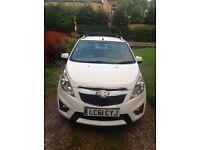 Chevrolet Spark 1.2LT top of the range yaris fiesta polo