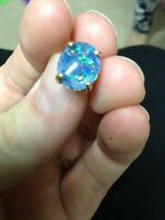Opal Earring Lost ( Family Heirloom)