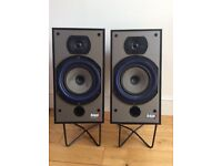 B&W DM110 floor speakers