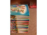 Disney collection books 1 to 25
