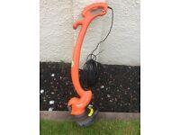 Flymo power trim garden strimmer