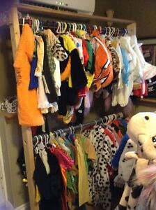 For sale – costume inventory