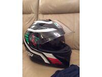 AGV K5-S 'Firerace Italia' Crash Helmet **Brand New**