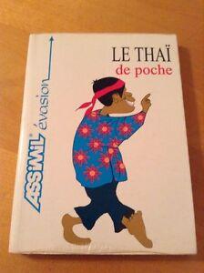 Assimil Le thaï de poche