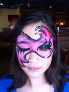 MONSTER HIGH Face Painting by FFABA, Mr. BAZINGA'S Balloons Kawartha Lakes Peterborough Area image 4