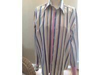 GUIDE LONDIN XL Striped Shirt