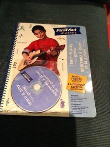 Apprenez a jouez de la guitare