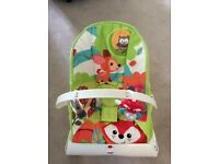 Fisher-price comfort curve baby bouncer chair