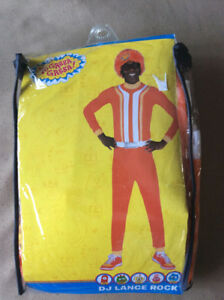Adult DJ Lance Rock Halloween Costume