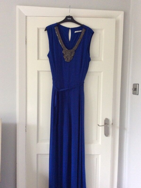 Stunning ladies party jumpsuit - size 16 - new tags removed