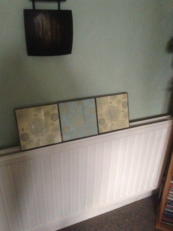 Triptych Modern Art