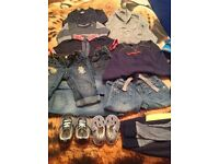 Boys bundle all in good clean condition , from next and h&m, 9/12 months.