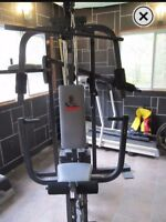 Work out machine