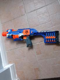 N-strike Elite nerf gun