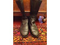 Frank Thomas motorcycle boots size 45