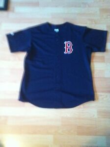Vintage Red Sox jersey