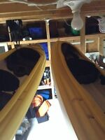 2 large Pelican two person Kayaks