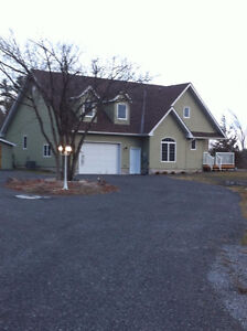 REDUCED! Beautiful, custom-built country home near Kingston, ON