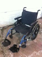Wheel chair good condition