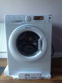 Hotpoint Washing Machine WMUD962 In White Faulty/Repairable/or Can be used for parts