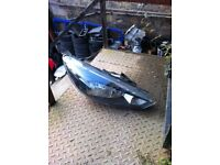Ford focus o/s headlamp /headlight 2017 £50