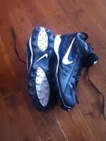 New Football cleats size 9.5