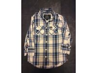 Superdry woman's shirt, size 10. Brand new without tags