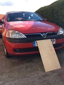 For sale corsa SXI 16V semi auto