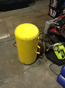 Portable Air Tank $25 & we have other TOOLS FOR SALE