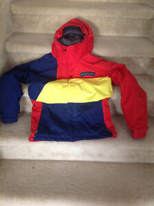 "BONFIRE Snowboard Coat - Youth ""Large"""