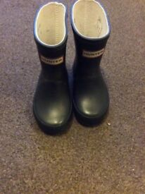 Hunters toddler size 4