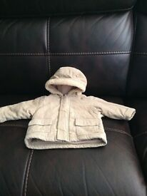 Boys jacket 3-6 month