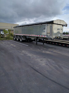 Used 2015 East Genesis 35' Dump Trailer