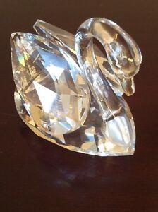 Swarovski crystal swan figurine Kingston Kingston Area image 3