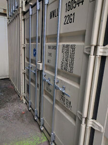 20' 40' Used and New storage containers for sale! London Ontario image 2